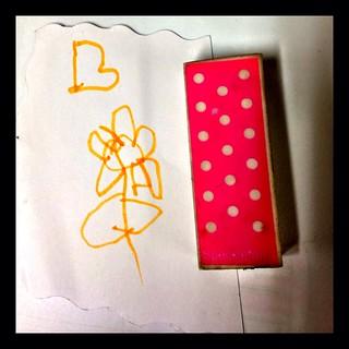 The Stolen Eraser