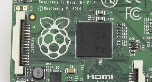 Rasberry Pi B+