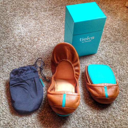 Tieks: A Must-Have Shoe for Female Travelers?