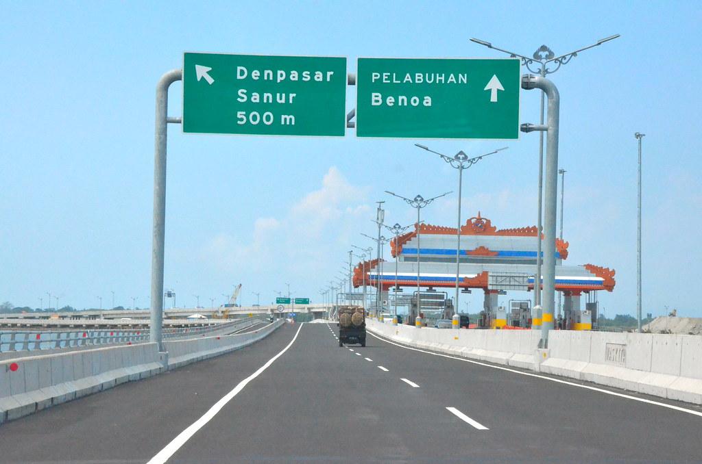 Foto Jalan Tol Bali Jalan Tol Bali Mandara by