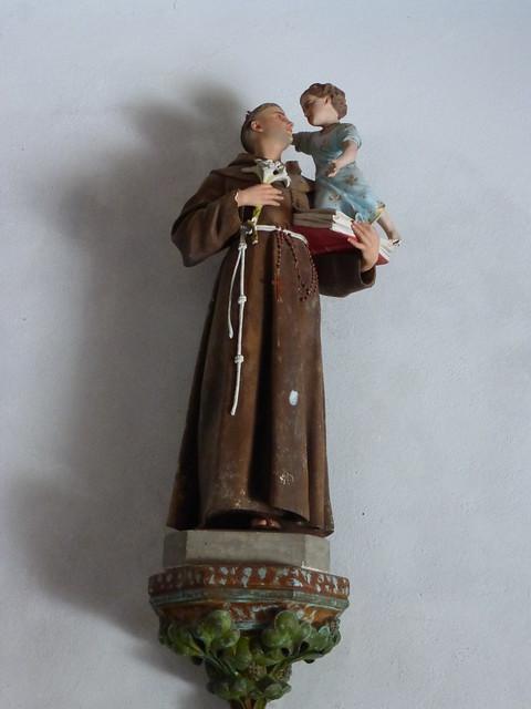 125 St-Antoine de Padoue, Chapelle Notre-Dame de Consolation, Vesly