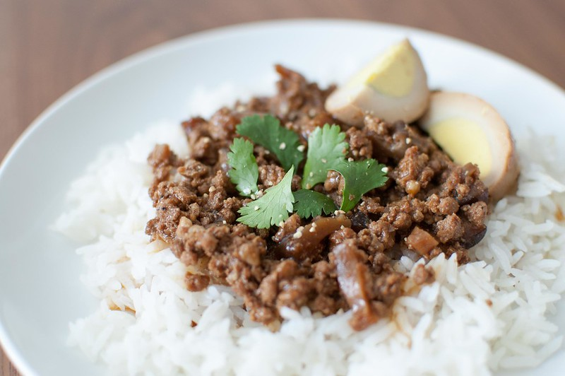 Minced Pork Rice-12