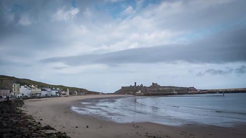 castle sand shore peel isleofman peelcastle stpatricksisle