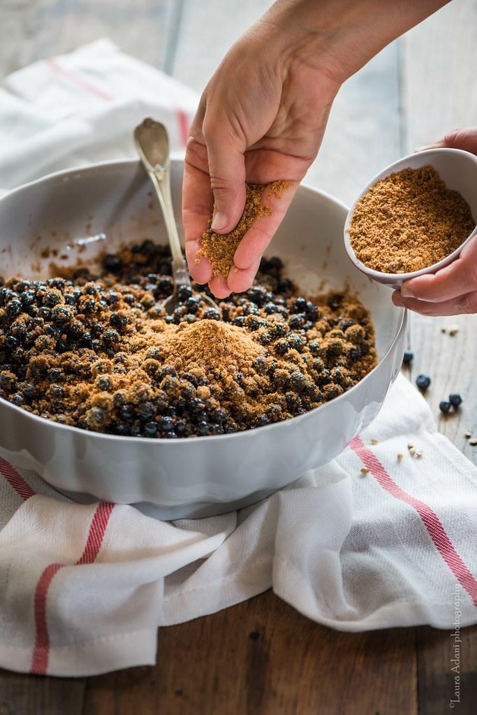 confettura di mirtilli ai semi di coriandolo-7532