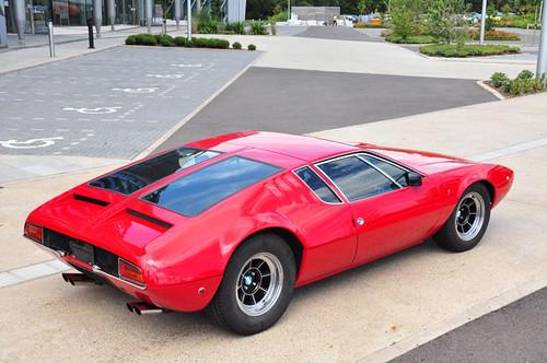 De Tomaso 1969 Mangusta