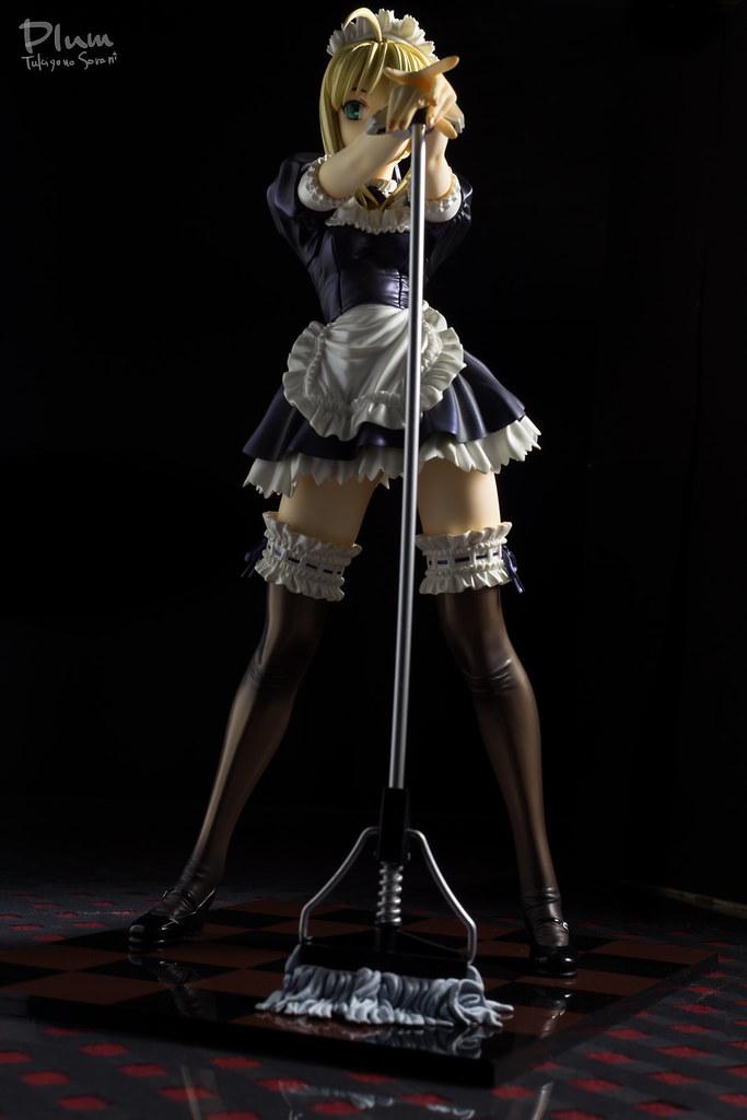 Saber maid ver-8