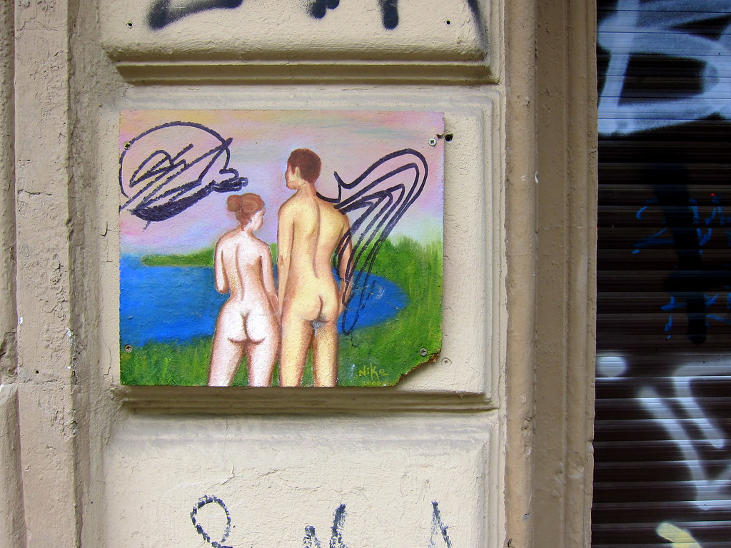 streetart | niko | berlin