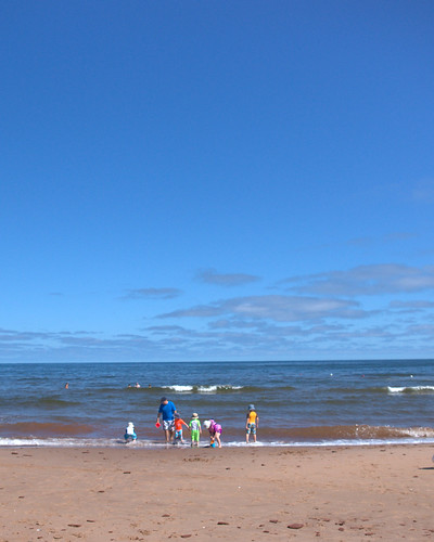 Cavendish beach!