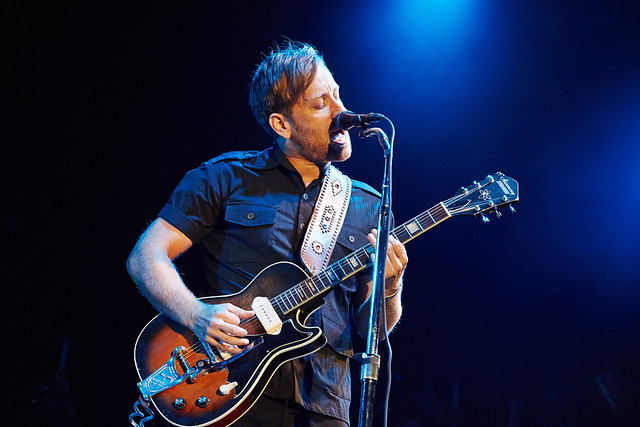 The Black Keys performing at Latitude Festival 2014