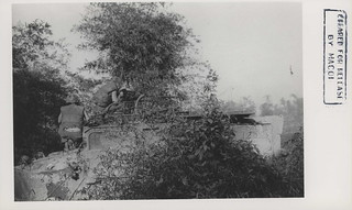 Firefight in Street, Operation Chinook II, 1967