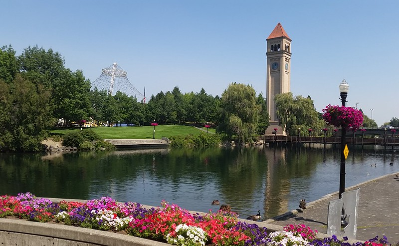 Riverfront Park Spokane, Washington