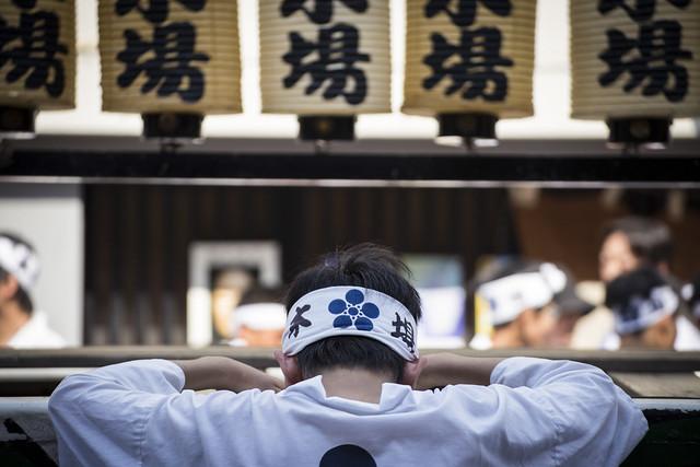 Tenjin Matsuri (Tenjin Festival)