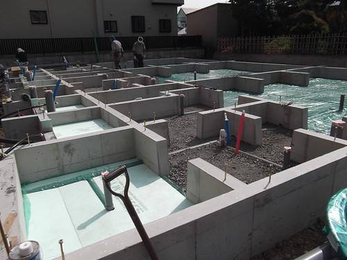 アパート新築工事(建匠おだぎり:弘前市のリフォーム)