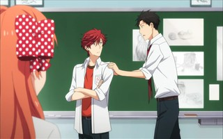Gekkan Shoujo Nozaki-kun Episode 7 Image 47