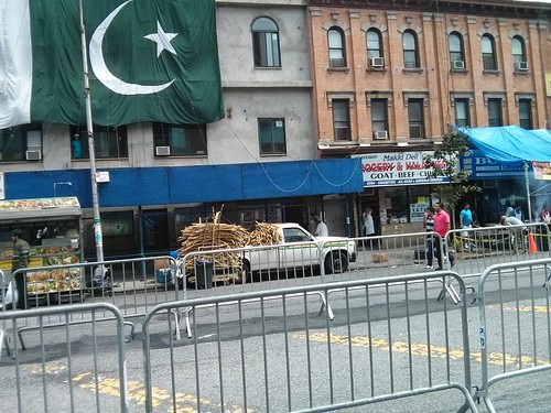 Celebration of Independence Day of Pakistan in Brooklyn, New York