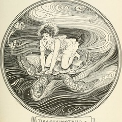 """Image from page 42 of """"The pink fairy book"""" (1897)"""