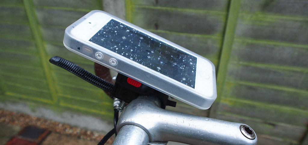 BikeConsole Lite for iPhone 5S and 5
