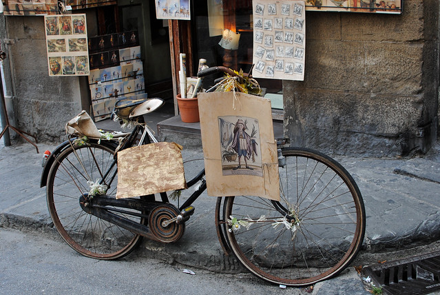 Shop Bicycle