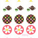 #BC229 - M2MG Tea for Two Bottle Cap Images