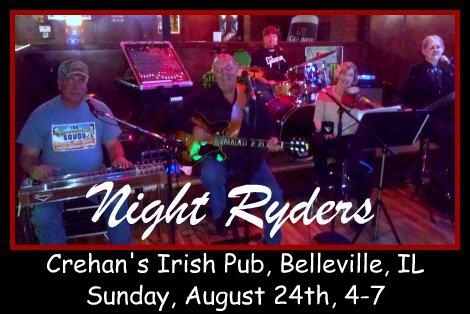 Night Ryders 8-24-14