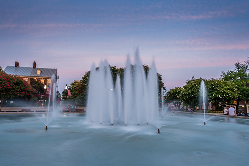 The Fountains of Dusk by Geoff Livingston
