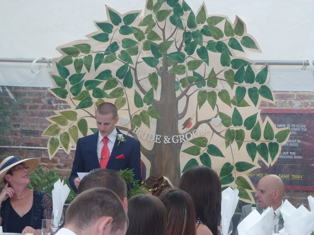 Emma's Wedding August 2014