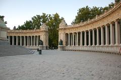 Madrid, Parque de El Retiro
