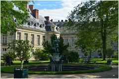 Chateau De Fontainebleau Jardin De Diane Gillyan9 Flickr