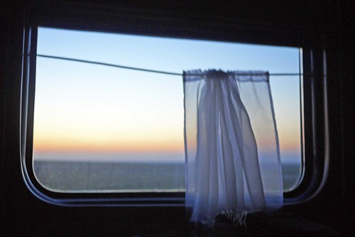 travel window train view desert curtain adventure uzbekistan centralasia beforesunrise kizilkum