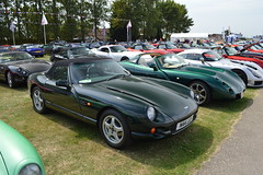 race car(1.0), automobile(1.0), tvr(1.0), vehicle(1.0), performance car(1.0), automotive design(1.0), land vehicle(1.0), tvr(1.0), convertible(1.0), supercar(1.0), sports car(1.0),