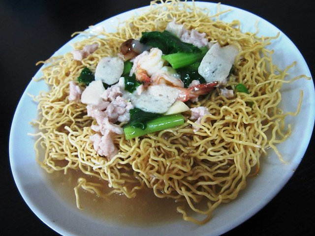 My Chef crispy noodles