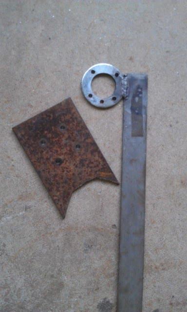 Crankshaft tool 2