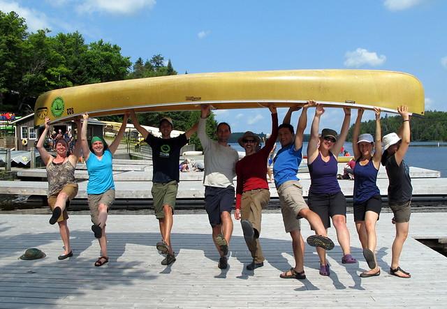 Canoe Tripper