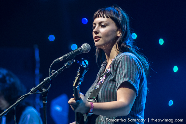 Angel Olsen @ FYF Fest 2014, Saturday