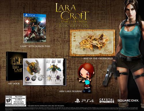 Lara Croft and The Temple of Osiris - Gold Edition REVELADA 14855612962_ed445bf424