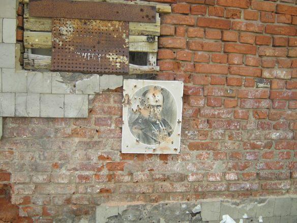 Слов'янськ 2014р. Кадри відзняті павлоградськими рятувальниками