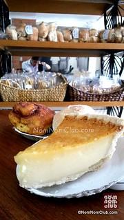 Eggpie, Cheese Bread, & Cinnamon Bread