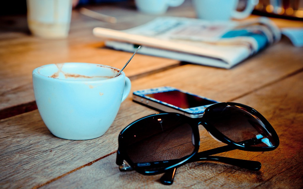 等一個人咖啡