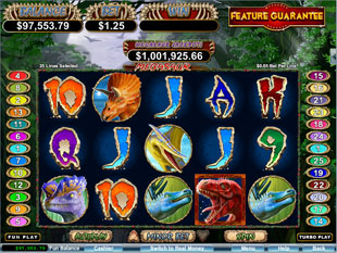 Megasaur  slot game online review
