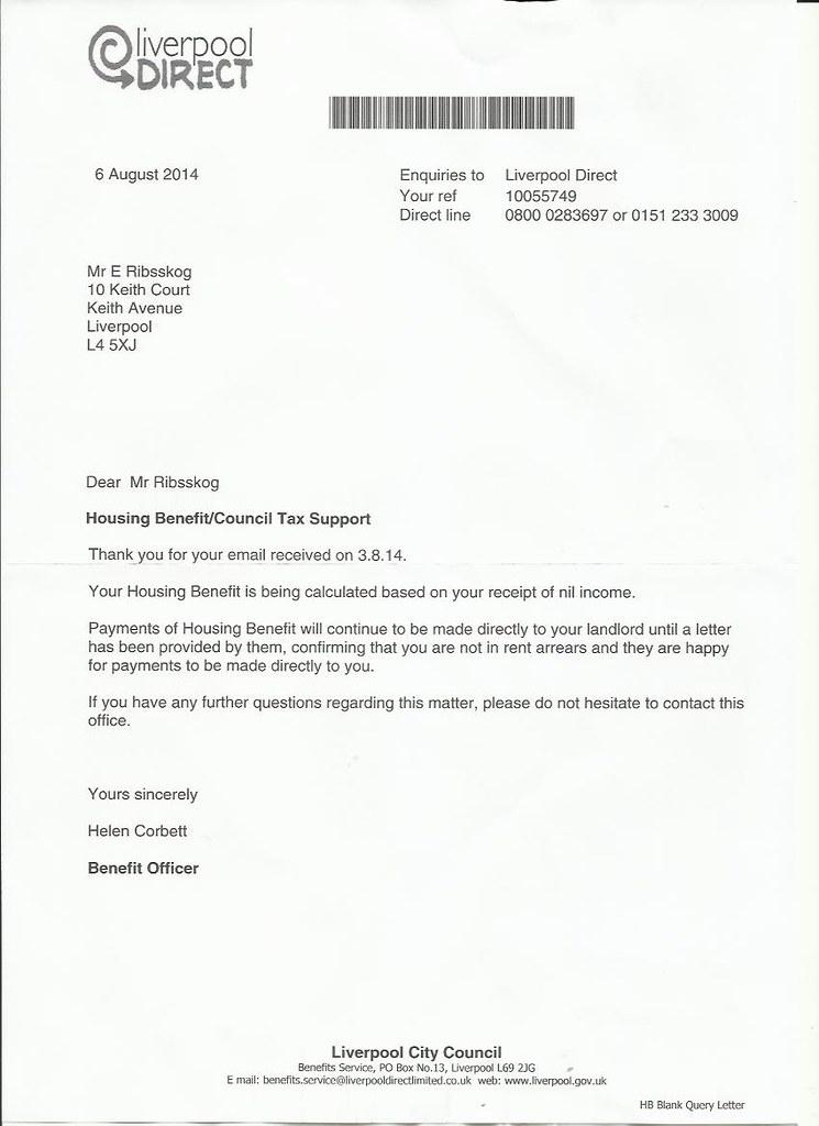 letter council