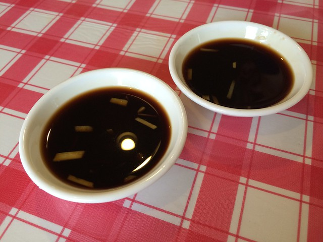 Sweet soy sauce with ginger - Kingdom of Dumpling