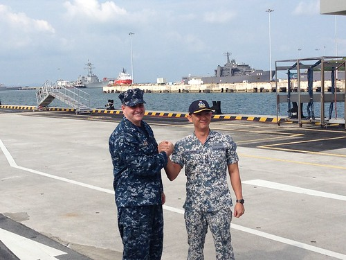 Having spent the past 20 months forward-deployed to Southeast Asia, first as deputy commodore of Destroyer Squadron 7 and now as the commodore, I'm convinced this region is one of the world's preeminent maritime theaters and it will play an even greater role shaping our future in the decades ahead.