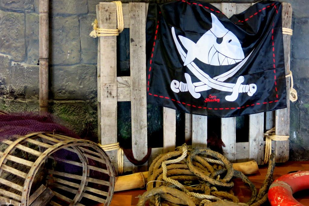 el tiburón pirata