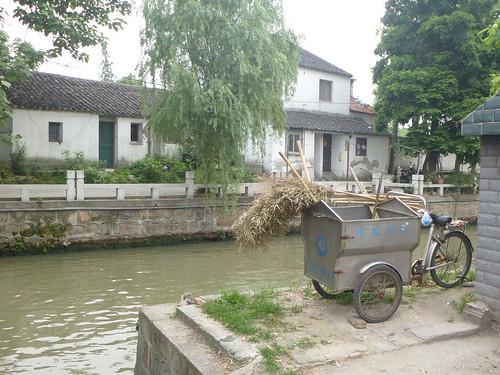 Jiangsu-Suzhou-Colline vers Centre-ville (36)