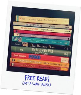 BTH-Free Reads