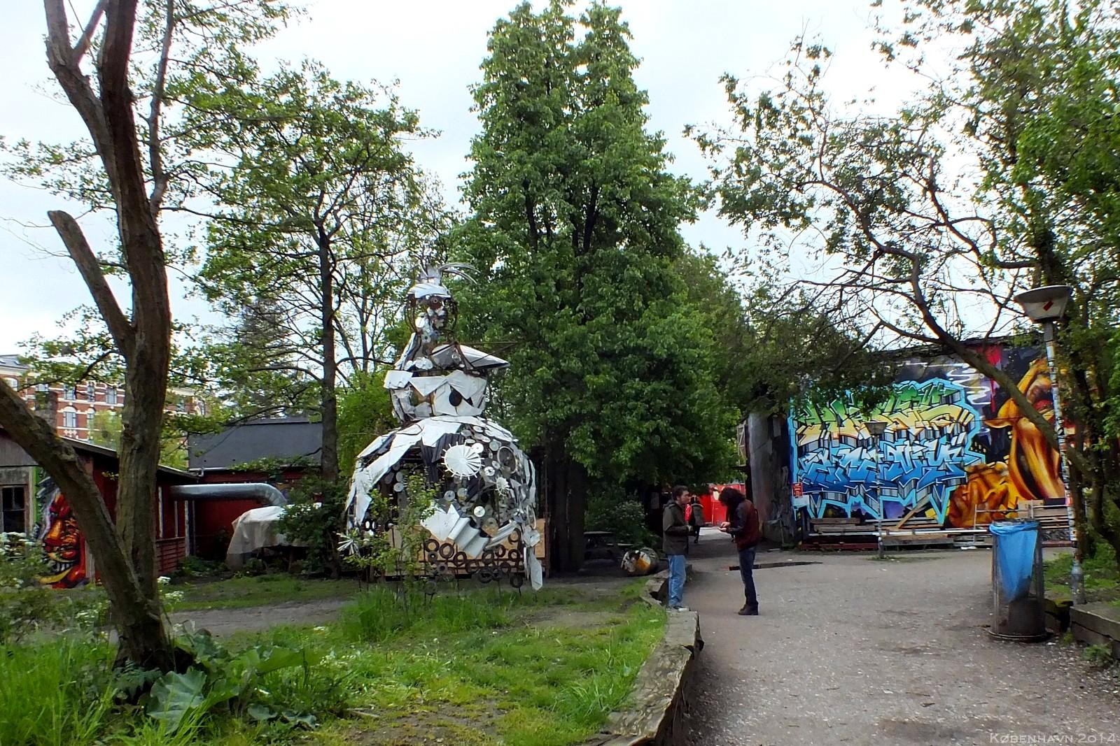 Christiania, København, Denmark