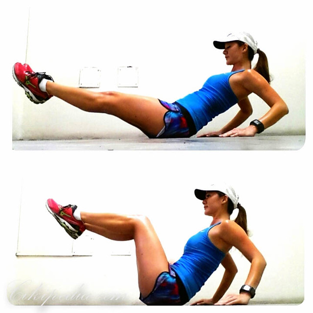 Banish that Pooch! Lower Abs Exercises