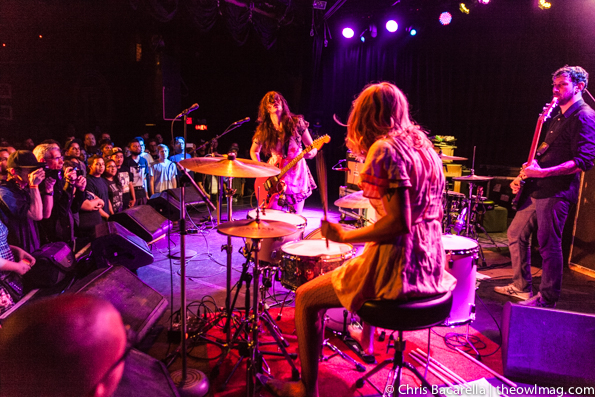 Le Butcherettes @ The Roxy, LA 8/13/14