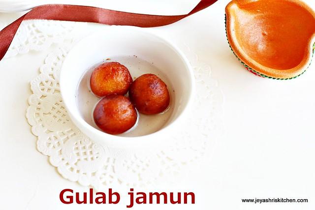 Khoya-gulab-jamun