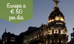 2 Europa a 50 euros por dia